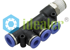PUSH TO CONNECT FITTINGS-PKD