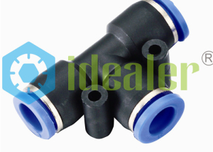 PUSH TO CONNECT FITTINGS-PUT