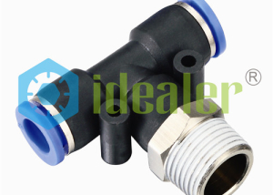 push to connect fittings-PT
