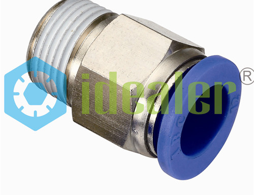 Push to Connect Fittings-PC