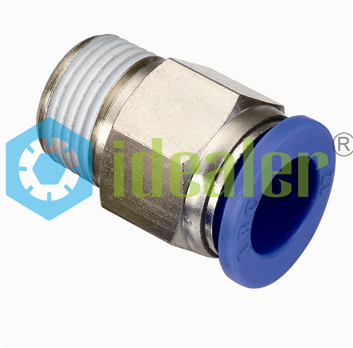 push to connect fittings pc