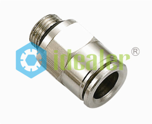 All Metal Push to Connect Fittings