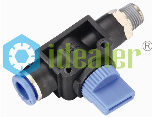 Hand Valve Fittings-HVC (Tube to Thread)