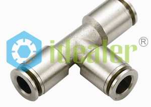 All Metal Push to Connect Fittings-MPUT