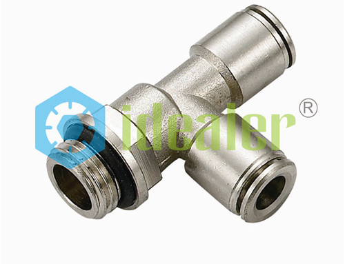 All Metal Push to Connect Fittings- MPST