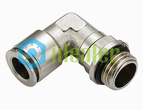 All Metal Push to Connect Fittings- MPL