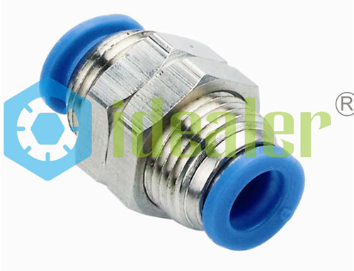 Compact Push to Connect Fittings-PMM-C