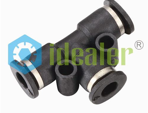 Compact Push to Connect Fittings-PUT-C