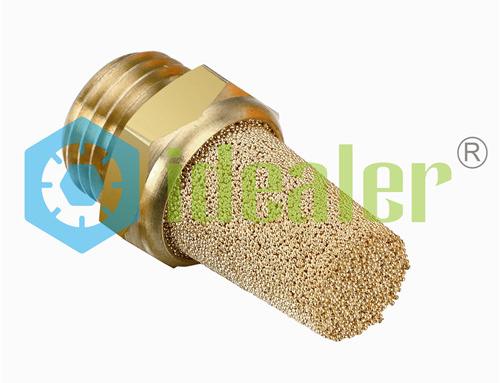 Pneumatic Muffler-A Type