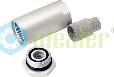 Aluminum Muffler