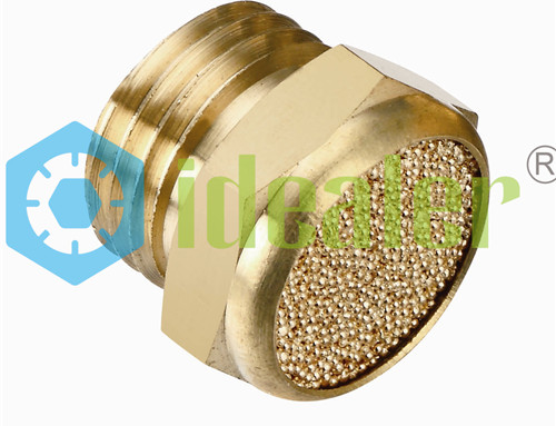 Pneumatic Muffler-V type