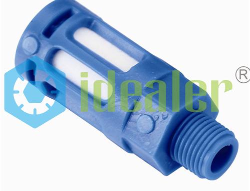 Plastic Muffler-PSU