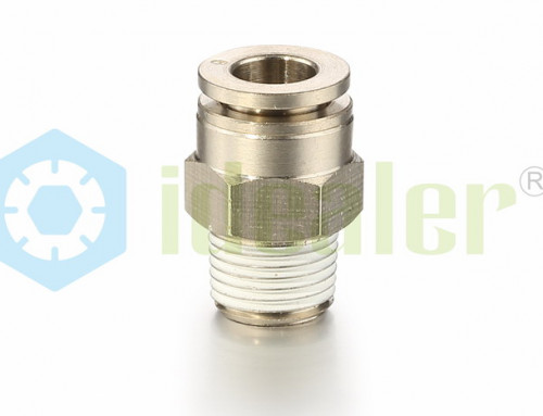 All Metal Push to Connect Fittings- MPC