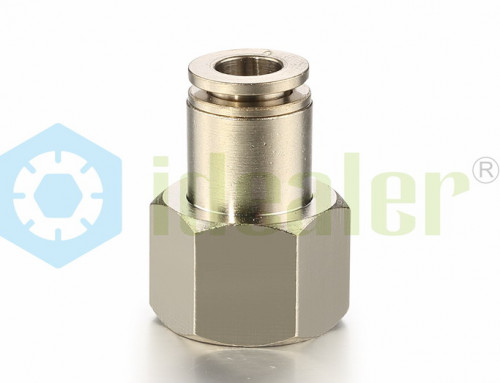 All Metal Push to Connect Fittings- MPCF