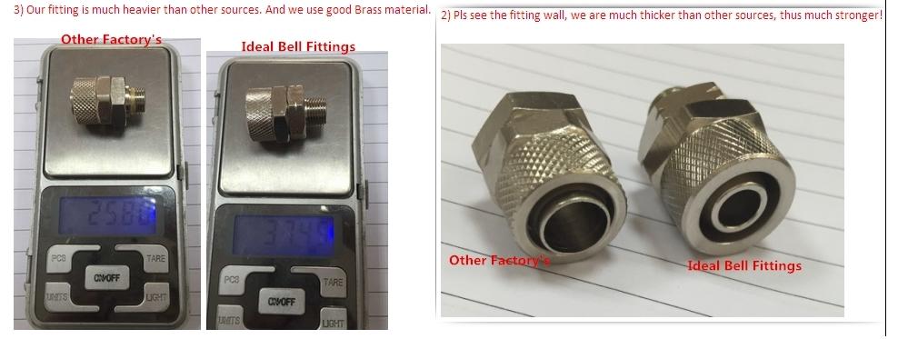 pneumatic fittings