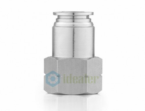 Stainless Steel Push To Connect Fittings-SSPCF