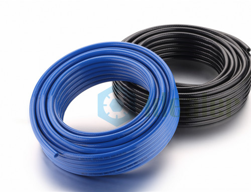 Braid Reinforced PU Tubing-RPU